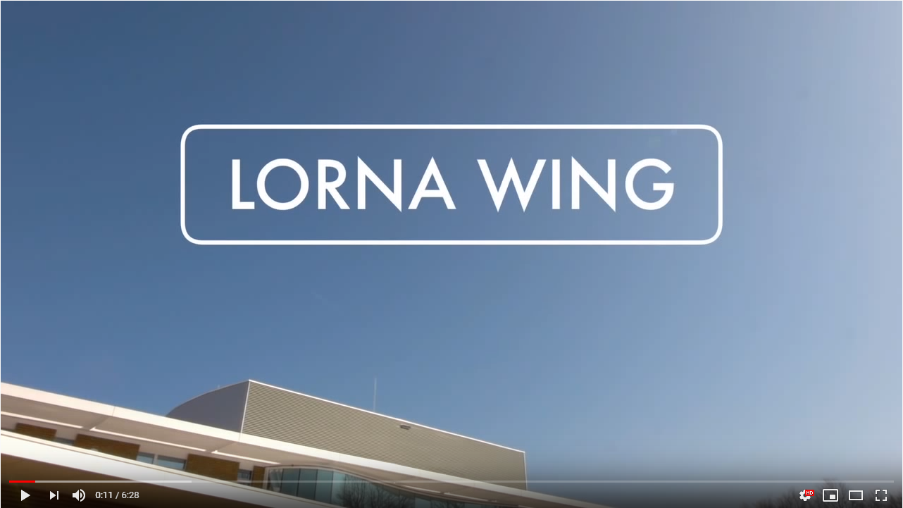 Loop door Lorna Wing